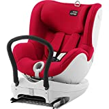 Britax Römer Kindersitz 0 - 4 Jahre I 0 - 18 kg I DUALFIX Autositz Gruppe 0+/1 I Cosmos Black