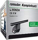 Rameder Komplettsatz, Dachträger Tema für Honda CR-V IV (118804-10180-6)
