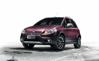 Fiat Sedici Facelift 2011