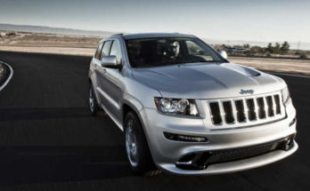 Jeep Grand Cherokee SRT-8 2011