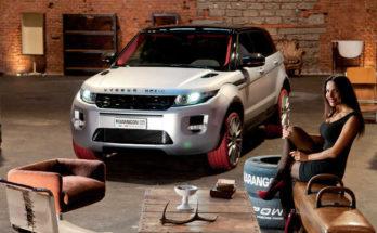 Range Rover Evoque HFI-R von Marangoni