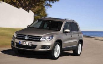 VW Tiguan 2011