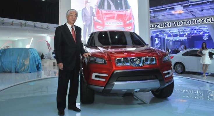Suzuki XA-alpha 2012