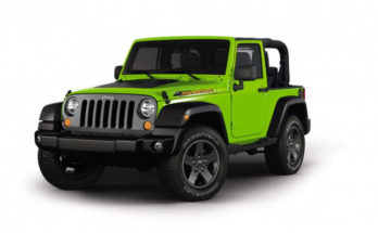 Jeep Wrangler Mountain 2012