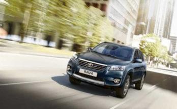 Toyota RAV4 Travel 2012