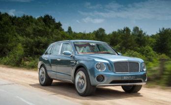 Bentley EXP 9 F 2012