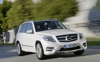 Mercedes GLK-Klasse 2012