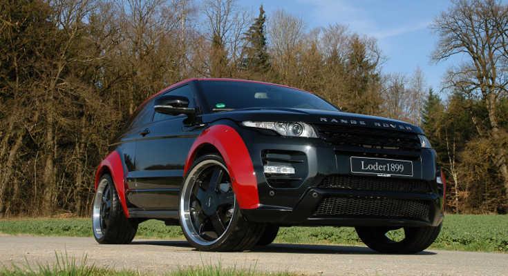 Range Rover Evoque Horus 2012 by Loder1899