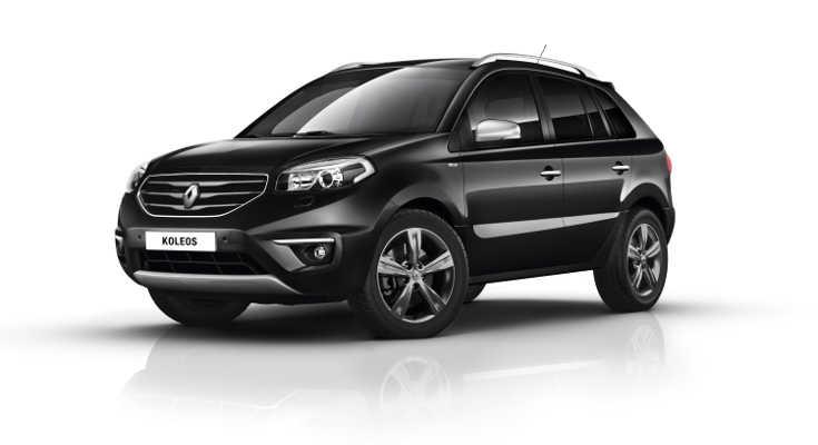 Renault KoleosBose Edition 2012