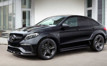 Mercedes GLE Coupé INFERNO by TopCar
