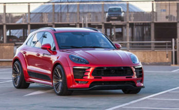 Porsche Macan PD600M Widebodykit Prior Design