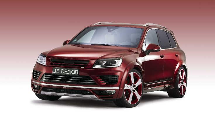 VW Touareg 7P R von JE Design