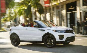 Range Rover Evoque Cabrio 2016