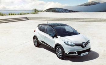 Renault Captur Crossborder 2016