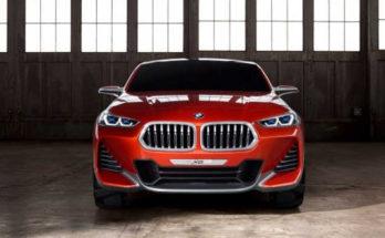BMW Concept X2 2016