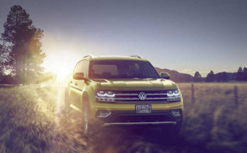 VW Atlas 2017