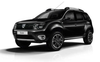 Dacia Duster Blackshadow Edition 2016