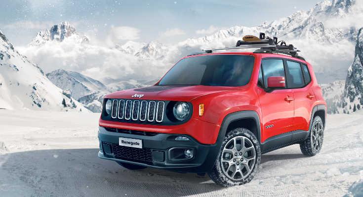 Jeep Renegade Nitro Special Edition 2017