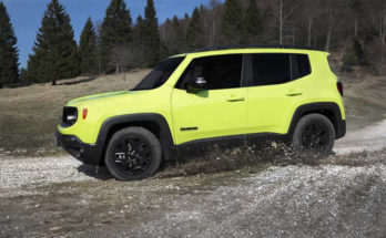 Jeep Renegade Upland Special Edition 2017
