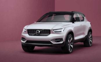 Volvo Concept 40.1 als Vorschau auf Volvo XC40