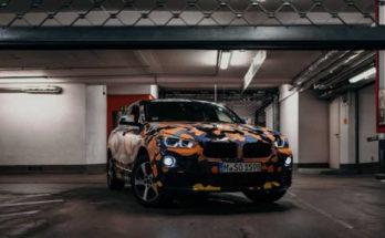 BMW X2 F39 2017