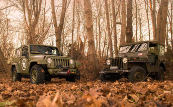 Jeep Geiger-Willys Limited Edition