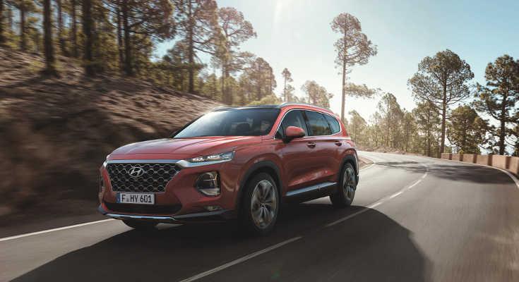 Hyundai Santa Fe 2018 4. Generation