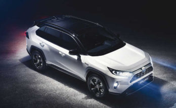 Toyota RAV4 V (2019)