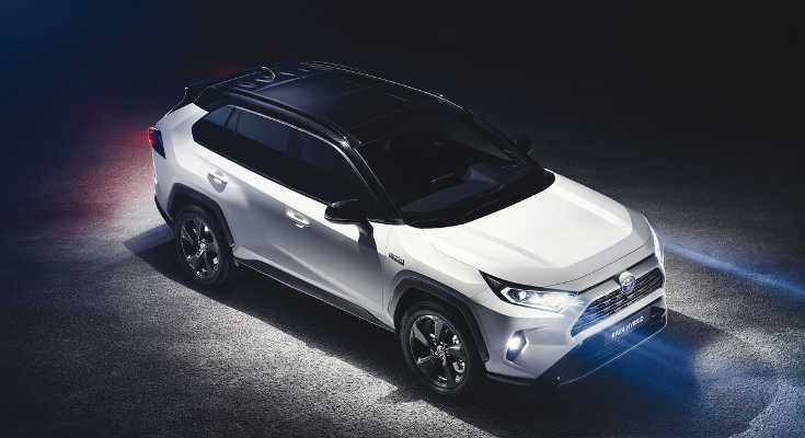 Toyota Rav4 V 2019 Linien Ausstattung Motor Preis Suv Motors De