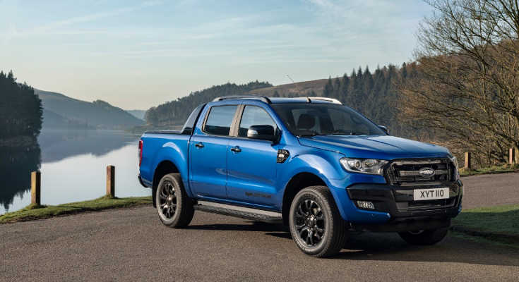 Ford Ranger Wildtrak X 2018