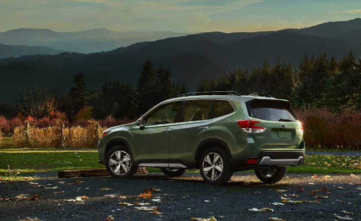 Subaru Forester V 2019