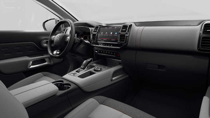 Citroen C5 Aircross 2019 Interieur