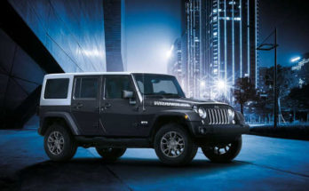 Jeep Wrangler JK-Edition 2018