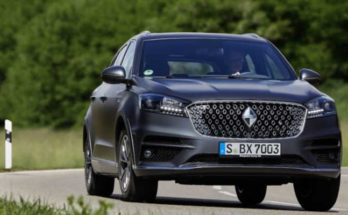 Borgward BX7 TS Limited Edition 2018