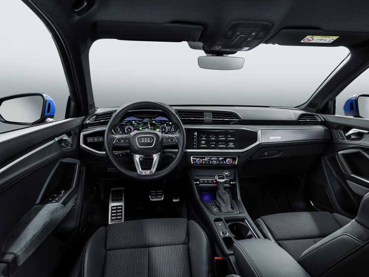 Audi Q3 II (2019) Interieur & Cockpit