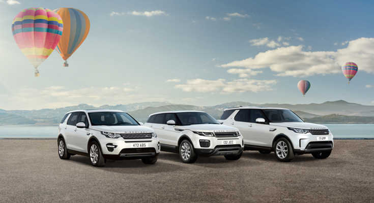 Land Rover Discovery SkyView, Land Rover Discovery Sport SkyView, Range Rover Evoque SkyView