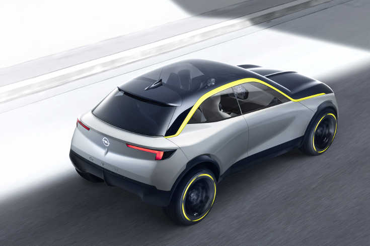 Opel GT X Experimental 2018