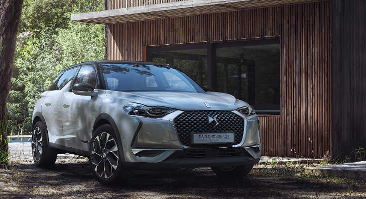 e-DS 3 Crossback 2019