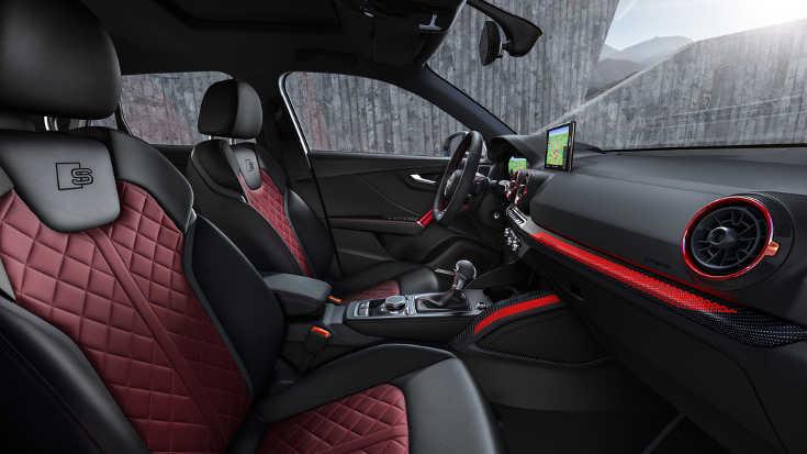 Audi SQ2 2019 Interieur