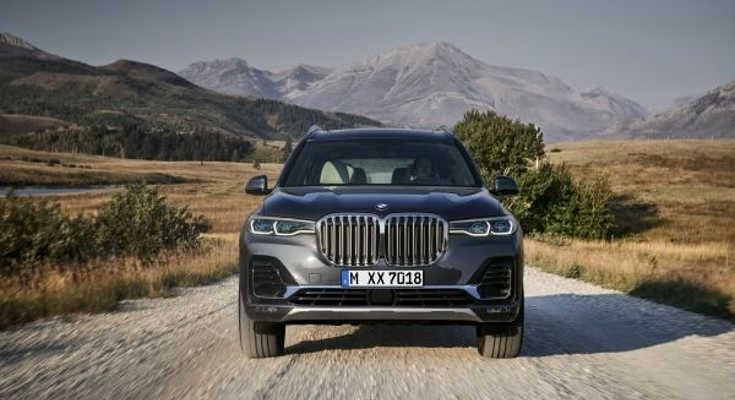 BMW X7 G07 2019