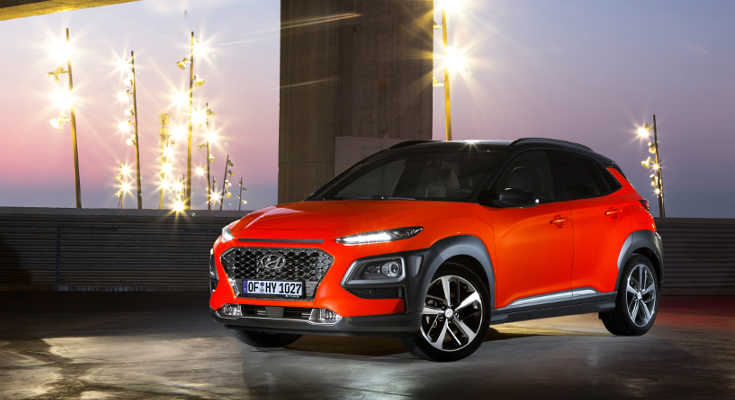 Hyundai Kona 1.6 T-GDI 2WD: Topbenziner mit Frontantrieb