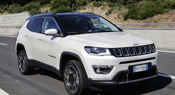 Jeep Compass Limited 1.4 MultiAir