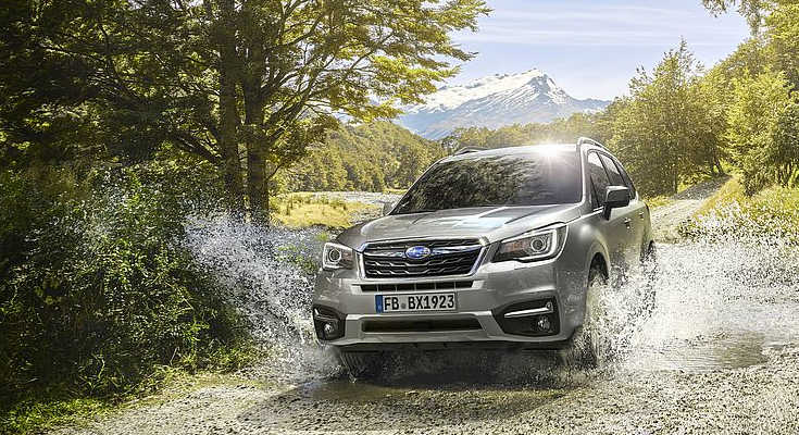Subaru Forester IV Modelljahr 2019