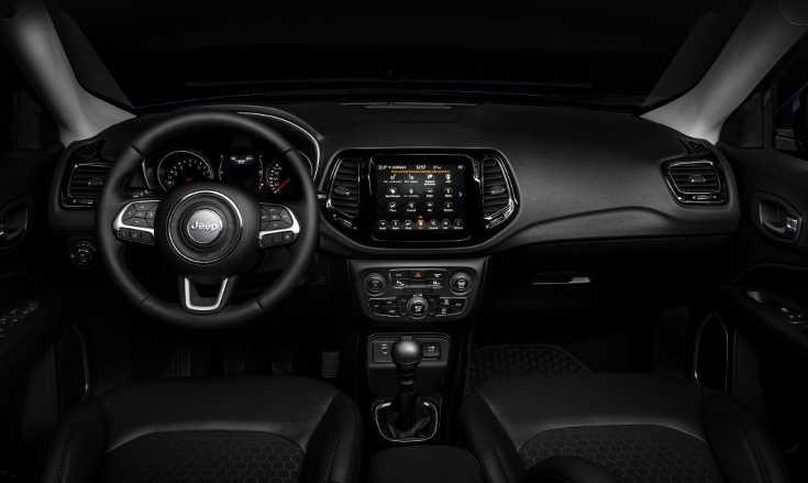 Jeep Compass Night Eagle 2019