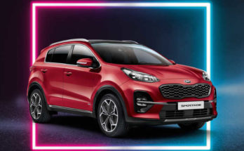 Kia Sportage Dream Team Edition 2019