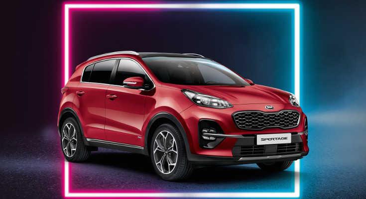 Kia Sportage Dream Team Edition 2019