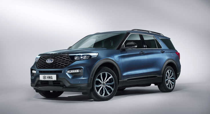 Ford Explorer Plug-in-Hybrid 2019