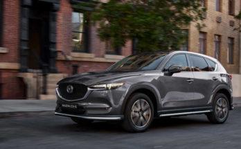 Mazda CX-5 Kangei: Neue Edition mit i-Activsense-Paket