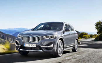 BMW X1 2019 Facelift