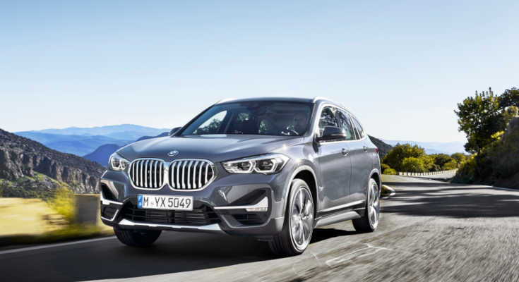 BMW X1 2019 Facelift
